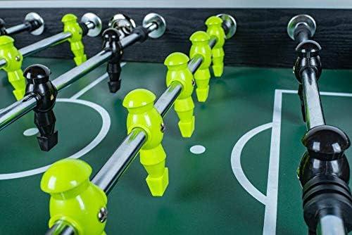 Devessport - Futbolín Titanium Black Ideal para Jugar con Amigos ...