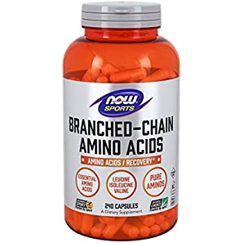 Now Sports Nutrition, Branched Chain Amino Acids, 240 Capsules