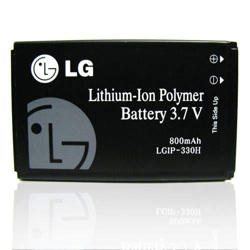 LG Cell Phone Battery - Proprietary - Lithium Polymer (Li-Polymer) - 800 mAh (Bulk Packaging) (Lg Chocolate Cell Phone Battery)