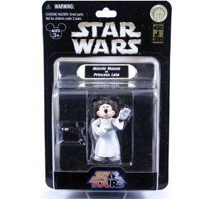 Star Tours Wars Minnie Mouse as Princess Leia (Stars Wars Princess Leia)