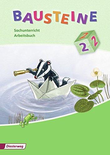 BAUSTEINE Sachunterricht - Ausgabe 2008 für Niedersachsen und Nordrhein-Westfalen: Arbeitsbuch 2
