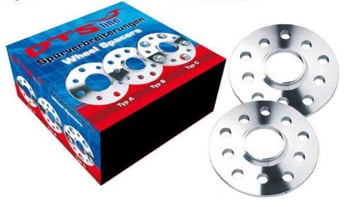 DTSline 190100750/_4250666146468 Spurverbreiterung Typ B 20mm