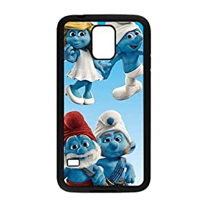 DASHUJUA Charming The Smurfs Cell Phone Case for Samsung Galaxy S5