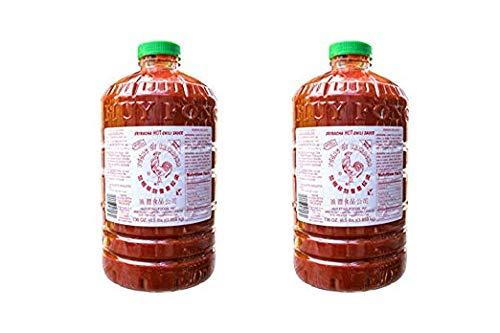 Huy Fong Sriracha, 136 Fl Oz (2 Pack)