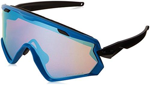 Oakley Wind Jacket 2.0 Snow Goggles, California Blue, Medium