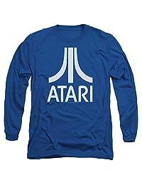 Atari - Mens Logo Long Sleeve T-Shirt