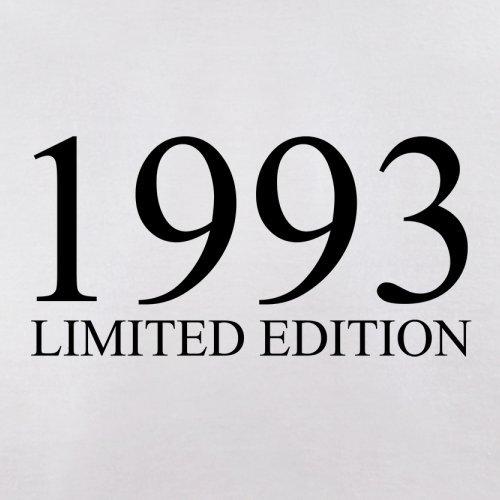 1993 Limierte Auflage / Limited Edition - 24. Geburtstag - Herren T-Shirt - Weiß - L