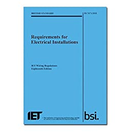 requirements for electrical installations iet wiring regulations rh amazon co uk IET Journal IET Journal