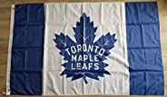 Toronto Maple Leafs Canada Flag - 3FT x 5FT