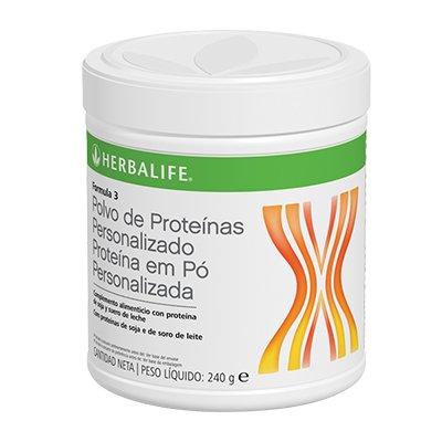 Herbalife Fórmula 3 Polvo de Proteínas Personalizado
