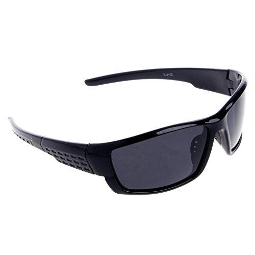 ff58fd16e2f ULKEME Mens Portable Sports Outdoor Polarized Sunglasses Driving Cycling  Goggles Fishing Eyewear