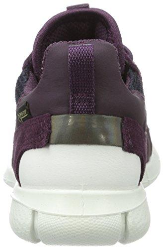 ECCO Intrinsic Sneaker, Zapatillas Para Niñas Morado (Mauve/mauve)
