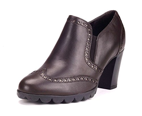 Chaussure Marron The Femme Flexx Dipful Ebène Talon EEnTgq