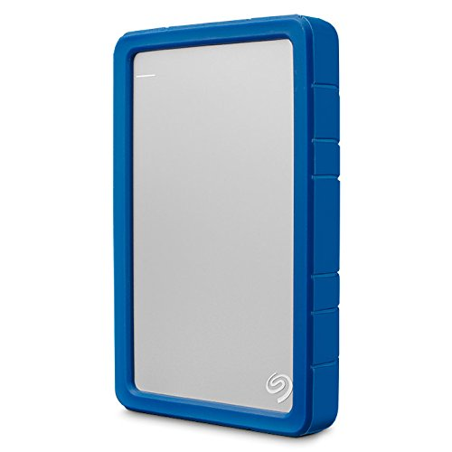 Seagate Backup Plus Slim Case for External Hard Drive HDD Dazzling Blue STDR402