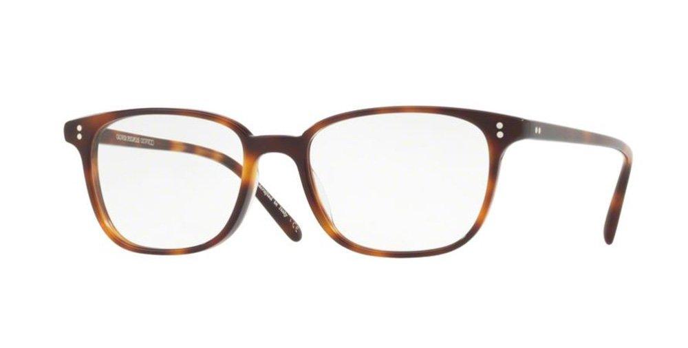 Oliver Peoples - Maslon - 5279 53 - Eyeglasses (DARK MAHOGANY, Clear)