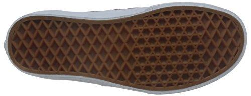 Vans Scarpe Da Ginnastica Autentiche Scarpe Da Skateboard Uomo Vn-a38em Nero