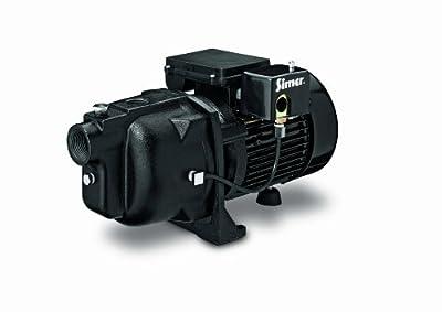 Simer 2207C 3/4 HP Shallow Well Jet Pump