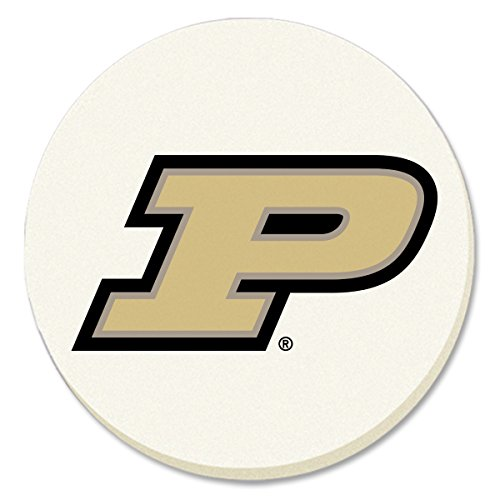 NCAA Purdue Boilermakers Absorbent Coaster product image