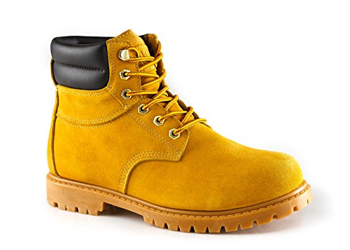 KS Men's 1510 Work Boot 10.5 D(M) US, WHEAT 1510