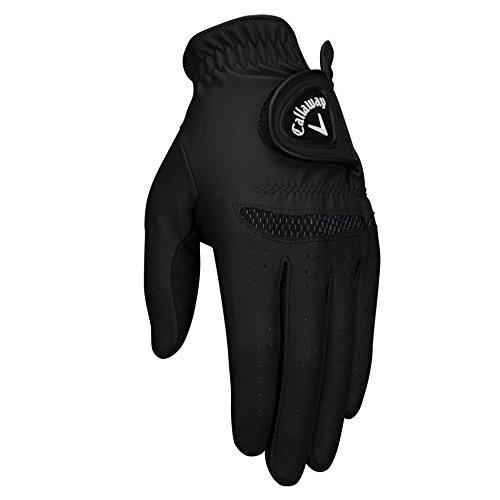 Callaway Men's Opti Grip Golf Gloves (Pack of 2), X-Large, Ambidextrous