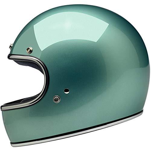 - Biltwell Gringo DOT/ECE Helmet - Gloss Sea Foam - Medium