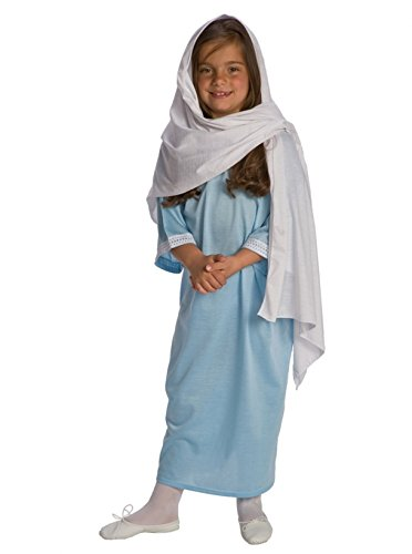 Little Adventures Nativity Biblical Characters Childrens Costume (Mary) -