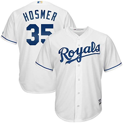 Eric Hosmer Kanas City Royals Youth Cool Base Home Replica Jersey (Large 14/16)