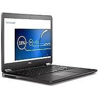 "Dell Latitude E7450 Ultrabook Laptop Intel Core i5 5300u Processor 2.30Ghz 8Gb Ram 256Gb Solid State Drive SSD 14"" HD WiFi USB 3.0 Webcam HDMI Windows 10 Professional 64Bit (Renewed)"