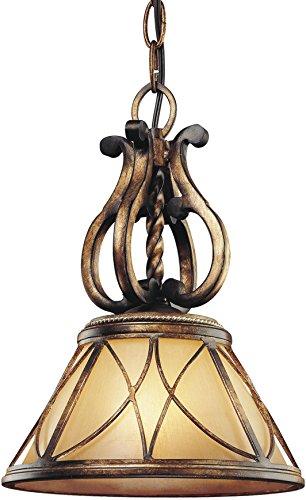 Aston Court One Light - Minka Lavery Island Pendant Ceiling Lighting 4751-206, Aston Court Mini Cone, 1 Light, 100 Watts, Bronze