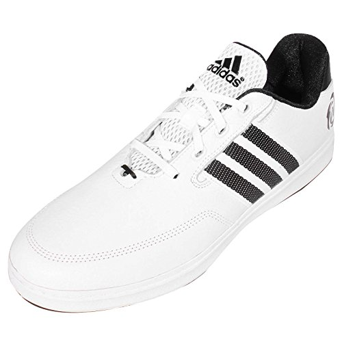 Adidas Basketball D ROSE LAKESHORE 2 S84943 - Blanc Blanc / noir
