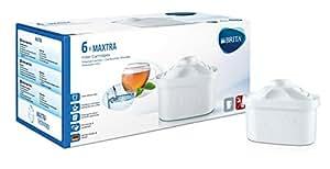 Brita Maxtra - Filtro de agua, pack de 6