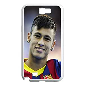 Beautiful Designed With neymar photos Theme Phone Shell For Samsung Galaxy Note 2 N7100