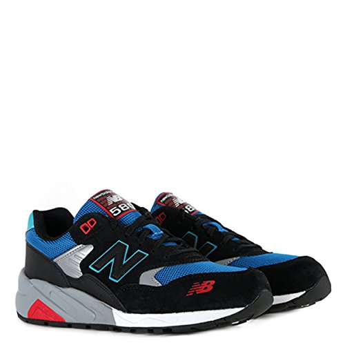 newest 123a3 5c378 New Balance Men's 580 Lifestyle Running Sneakers MRT580BF (7 ...