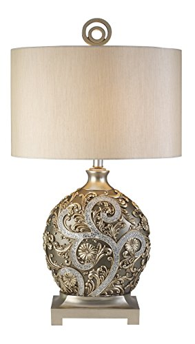 OK LIGHTING 12 25 Antique Silver product image