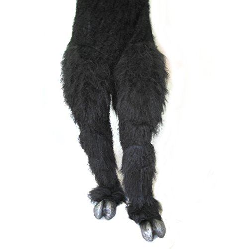 (Zagone Studios Black Legs & Hooves Costume)