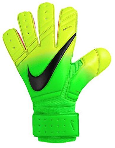 Nike GK Premier SGT Soccer Goalkeeper Gloves (Sz. 10) Electric Green, Volt, Black