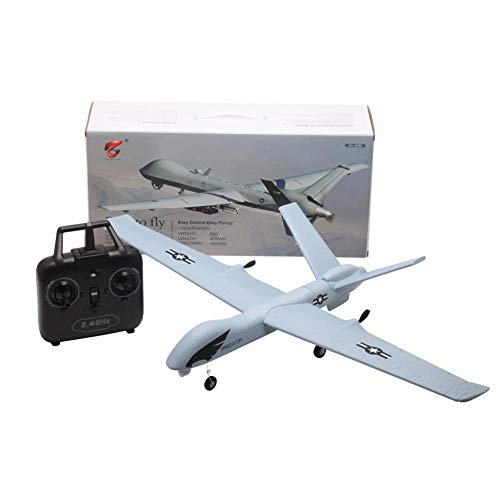 Blueyouth RC Airplane - Z51 660mm Wingspan 2.4G 2CH EPP DIY Glider RC Airplane RTF Built-in gyro Remote Control Aircraft