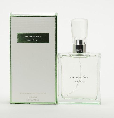 Bath and Body Works CUCUMBER MELON Eau De Toilette Perfume Spray 2.5 FL OZ (Edt Works Body Perfume)