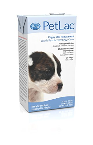 PetLac Liquid for Puppies, 32 oz (Dog Formula Milk)