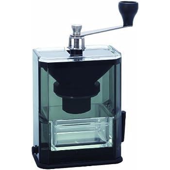Hario Acrylic Hand Coffee Grinder (Clear)