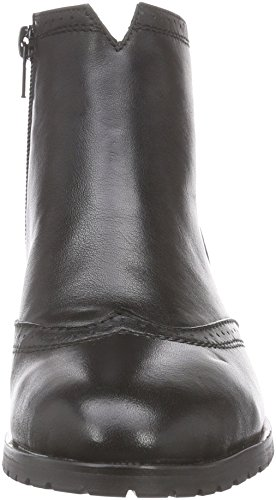 Giudecca JY1548-1 - Botas de Cuero Mujer negro - negro
