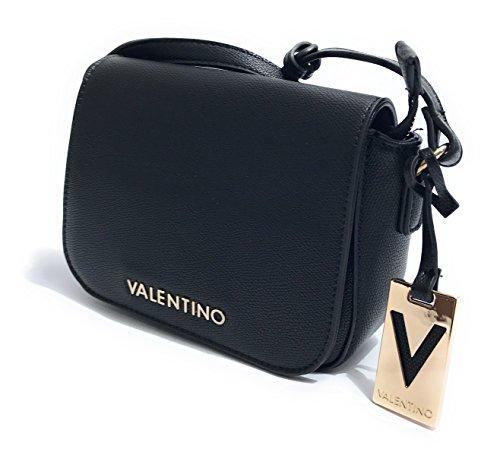 BY VALENTINO pour à Sac noir MARIO l'épaule Noir femme porter à Petit VALENTINO HqEBdwH