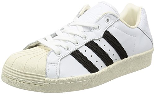 Adidas Originals Ultrastar 80 Heren Trainers Sneakers Weiß
