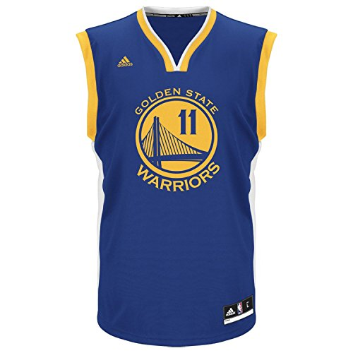 Klay Thompson Golden State Warriors Replica Jersey - Blue (S)