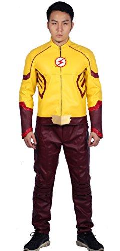 kid flash costume - 9