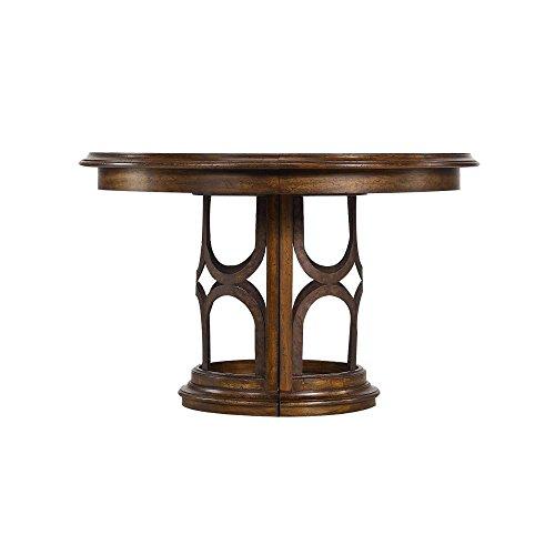 Stanley Round Dining Table (Stanley Furniture 186-11-30 Archipelago Monserrat Round Pedestal Table)