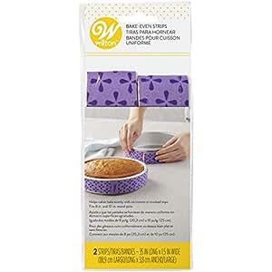 Wilton Cake Strips, Multicolored, 415-0795