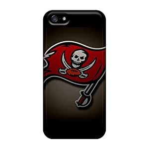Hot Design Premium NFF21871IPVu Cases Covers Iphone 5/5s Protection Cases(tampa Bay Buccaneers)