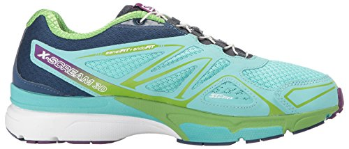 Eu bubble Depth Green 1 3 Blu 3d Scarpe Da Donna blue 37 scream X Blue Salomon tonic Running Trail 7qFzUznB