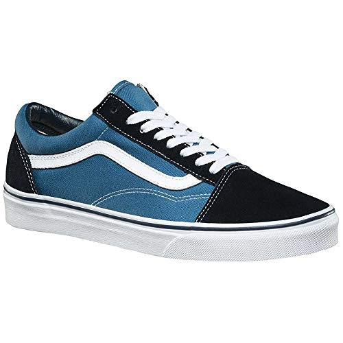 Vans Old Skool Classic Sneaker Skate Canvas, Shoe Size:EUR 36.5, Color:Navy ()
